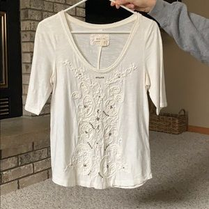 Anthropology size S top